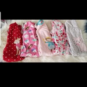 Pajamas for 18 months old baby girl